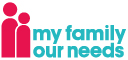 My Family Our Needs Logo
