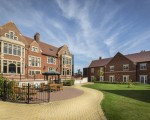 Elm bank retirement village in kettering northamptonshire