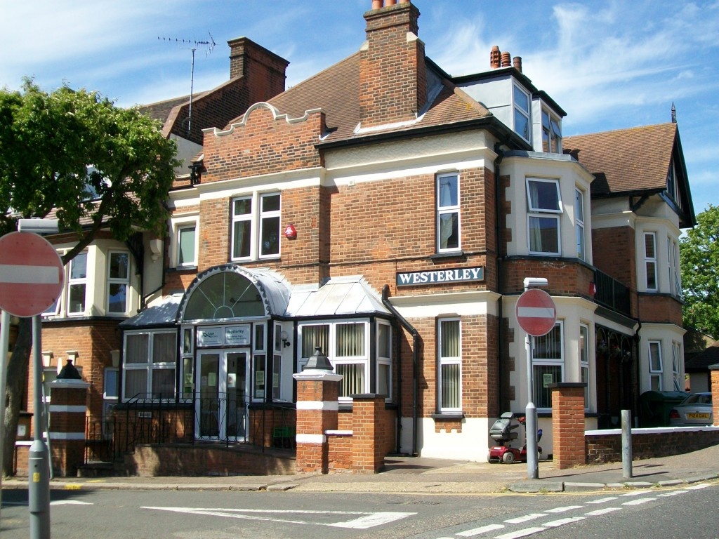Westerley Residential Care Home for the Elderly – Westcliff-on-Sea