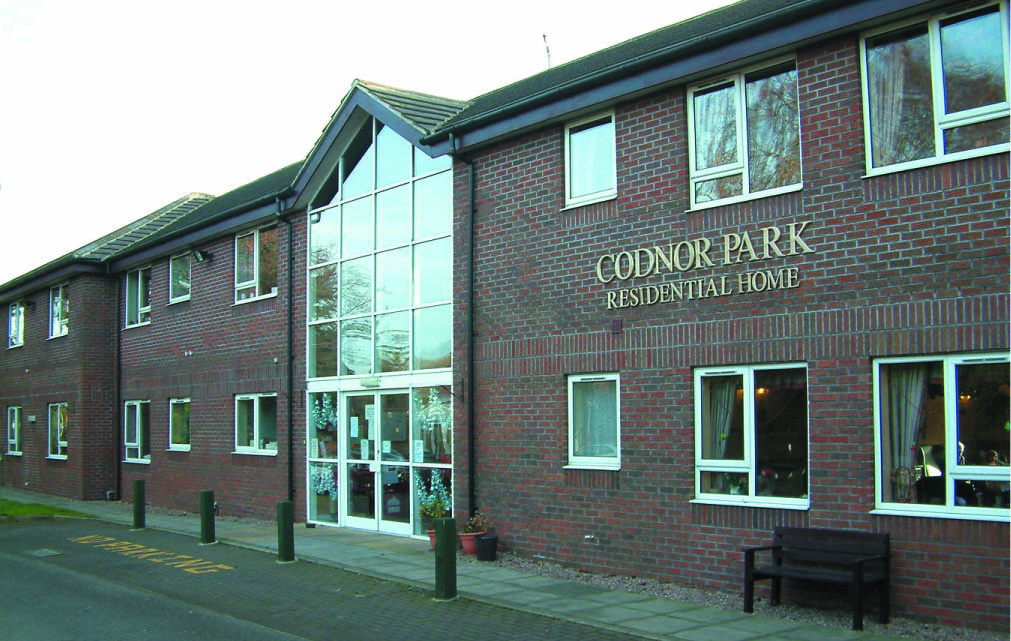 Codnor Park Care Home