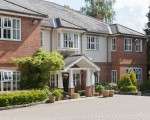 The lawns residential care home in oadby leicester leicestershire