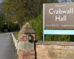 Crabwall hall in chester cheshire