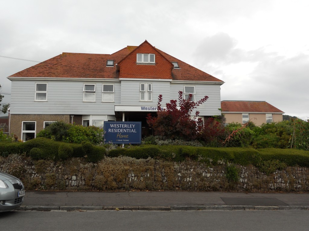 Westerley Residential Care Home for the Elderly – Minehead