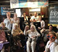 Cycling challenge for Skelmanthorpe care home