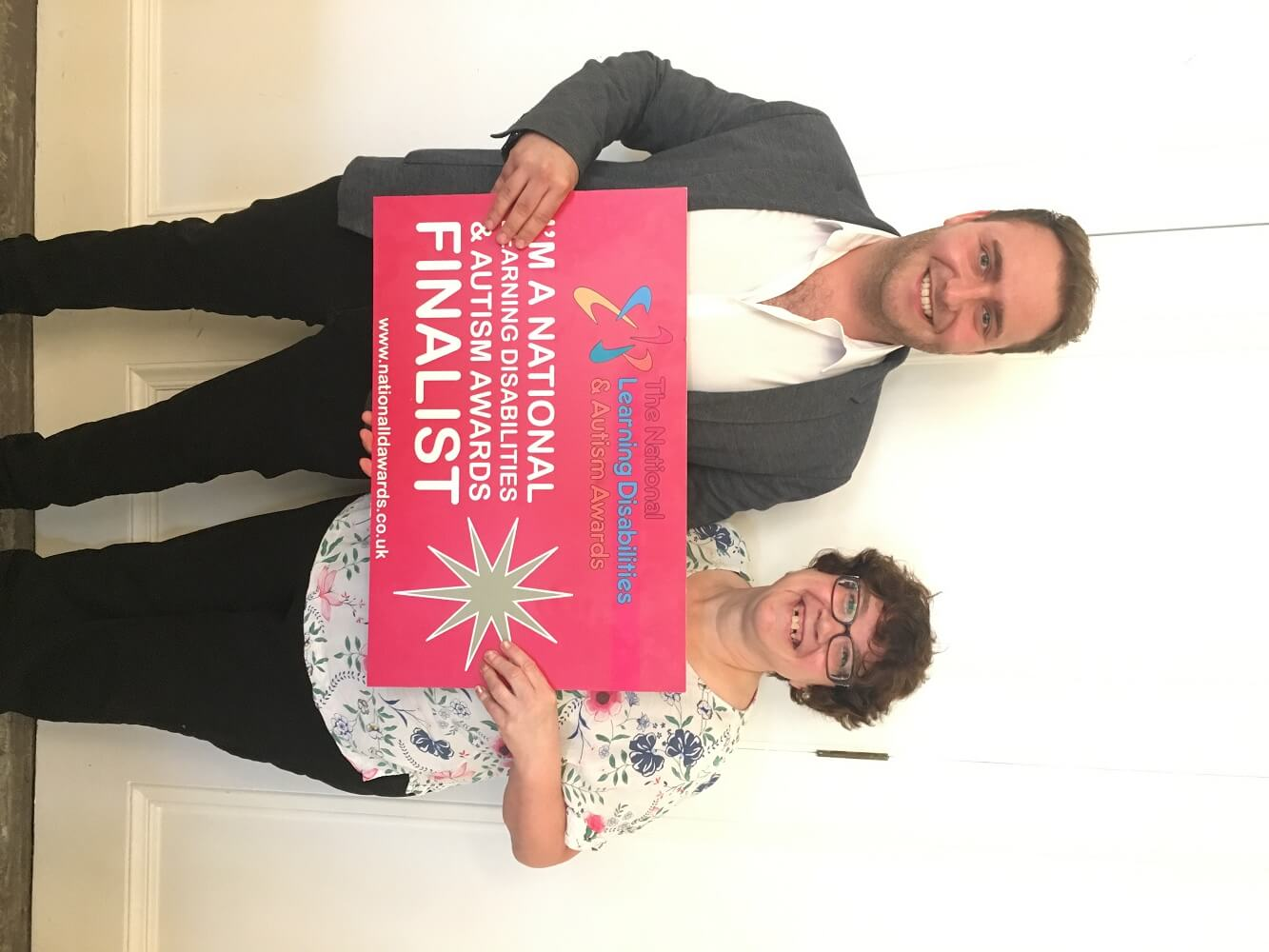 Danshell recognised for autism support