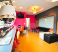 cameras in care homes
