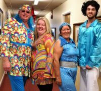 ABBa at the pelton grange X Factor talent show
