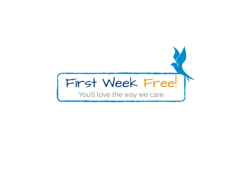 Bluebird Care Shropshire first week free