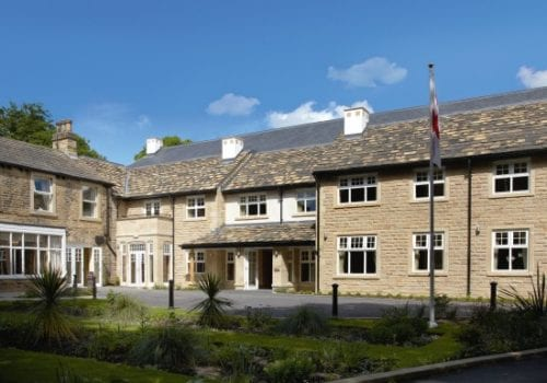 Headingley Hall care home