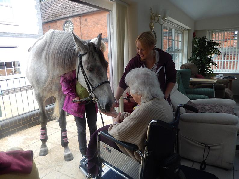 Brownhills Nursing Home West Midlands