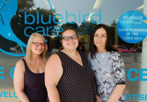 Bluebird Care Shropshire