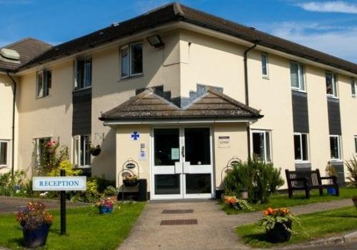 woodside hall nursing home