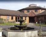 Begbrook house care home in frenchay bristol
