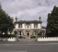 Agincourt Care Home frontage