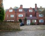 Sheerwater house in addlestone surrey