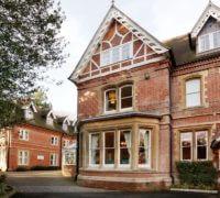 St Cross Grange care home in winchester