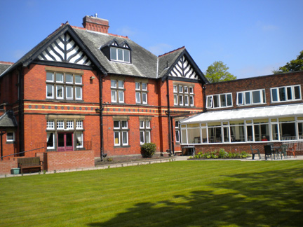 Bowlacre Care Home Gee Cross Greater Manchester Care