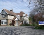 Badbury care home exterior