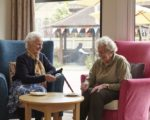 Smallbrook care home in horley surrey