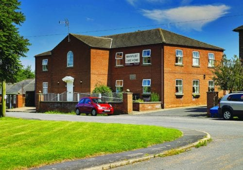 Wainfleet Care Home