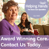 Helping Hands Banner