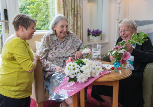 Churchfields Care Home