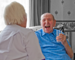 Avant Elderly Man