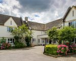 Churchfields care home in cassington oxfordshire