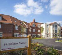 Ferndown Manor exterior