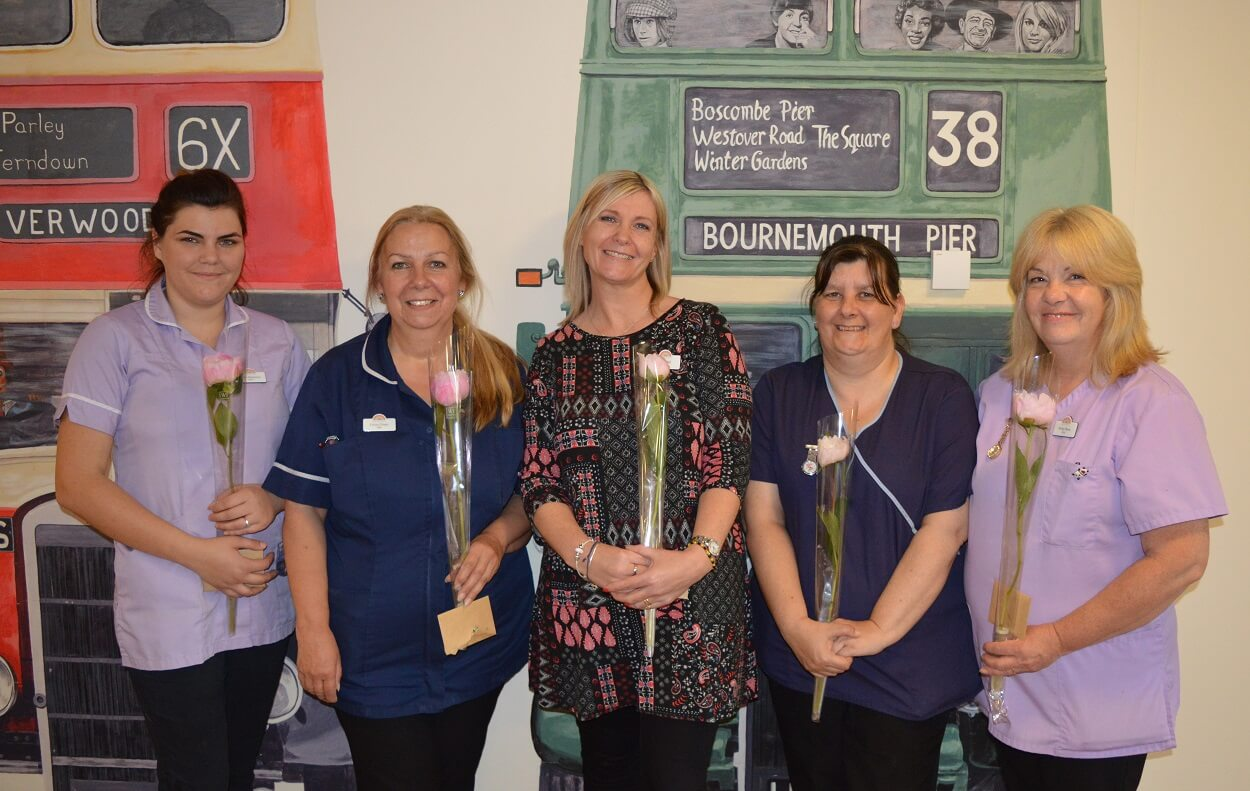 International Nurses Day - Waypoints Marked the Occasion
