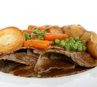 the nations favourite - roast dinner