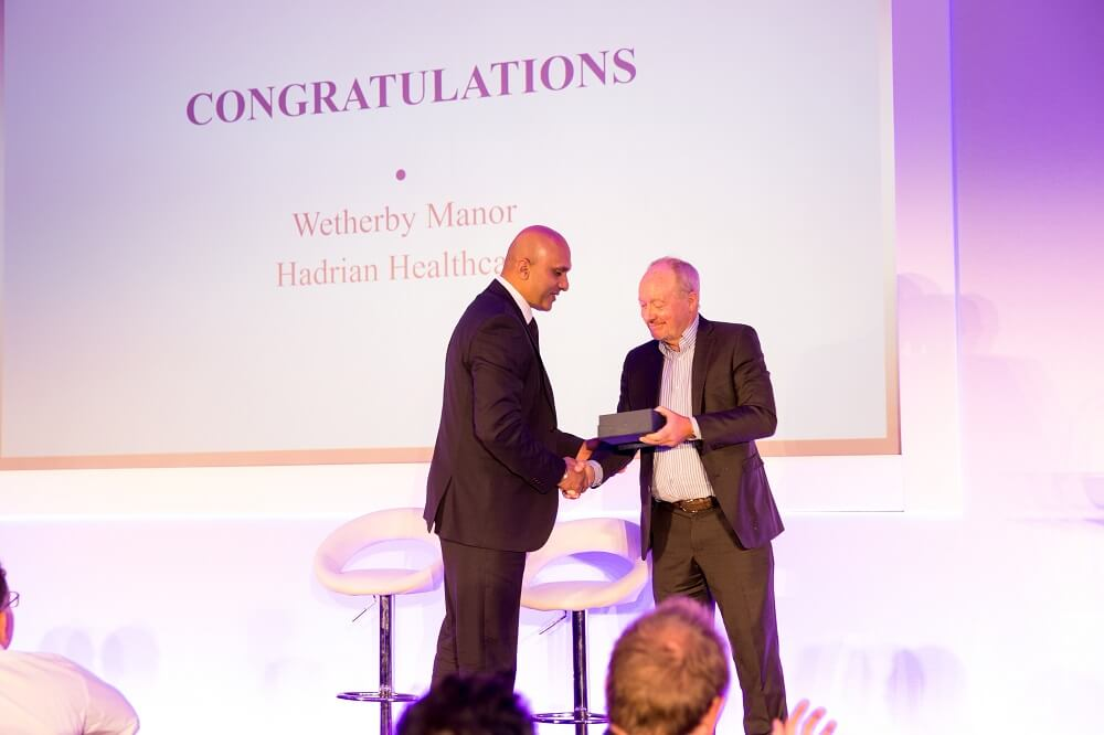 Wetherby Manor receives award