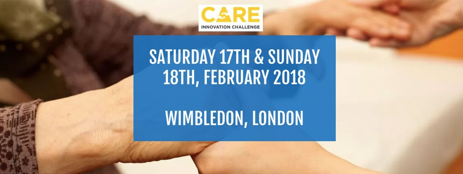 Bringing innovative and creative minds to match the biggest problems facing  the care sector