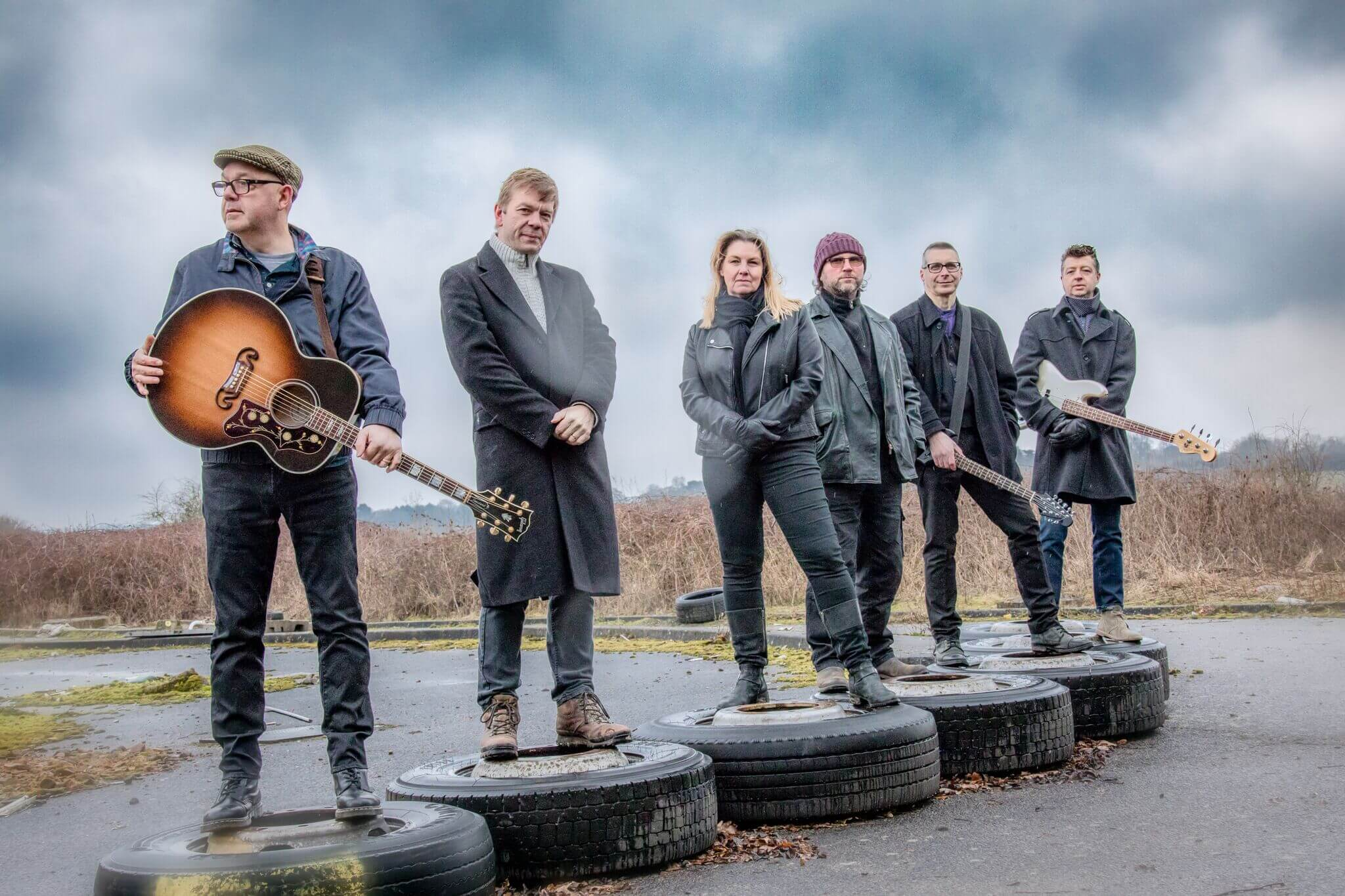 Occasional Orchestra - the band behind the singles raising money for dementia music therapy