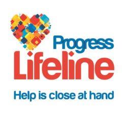 Progress lifeline logo