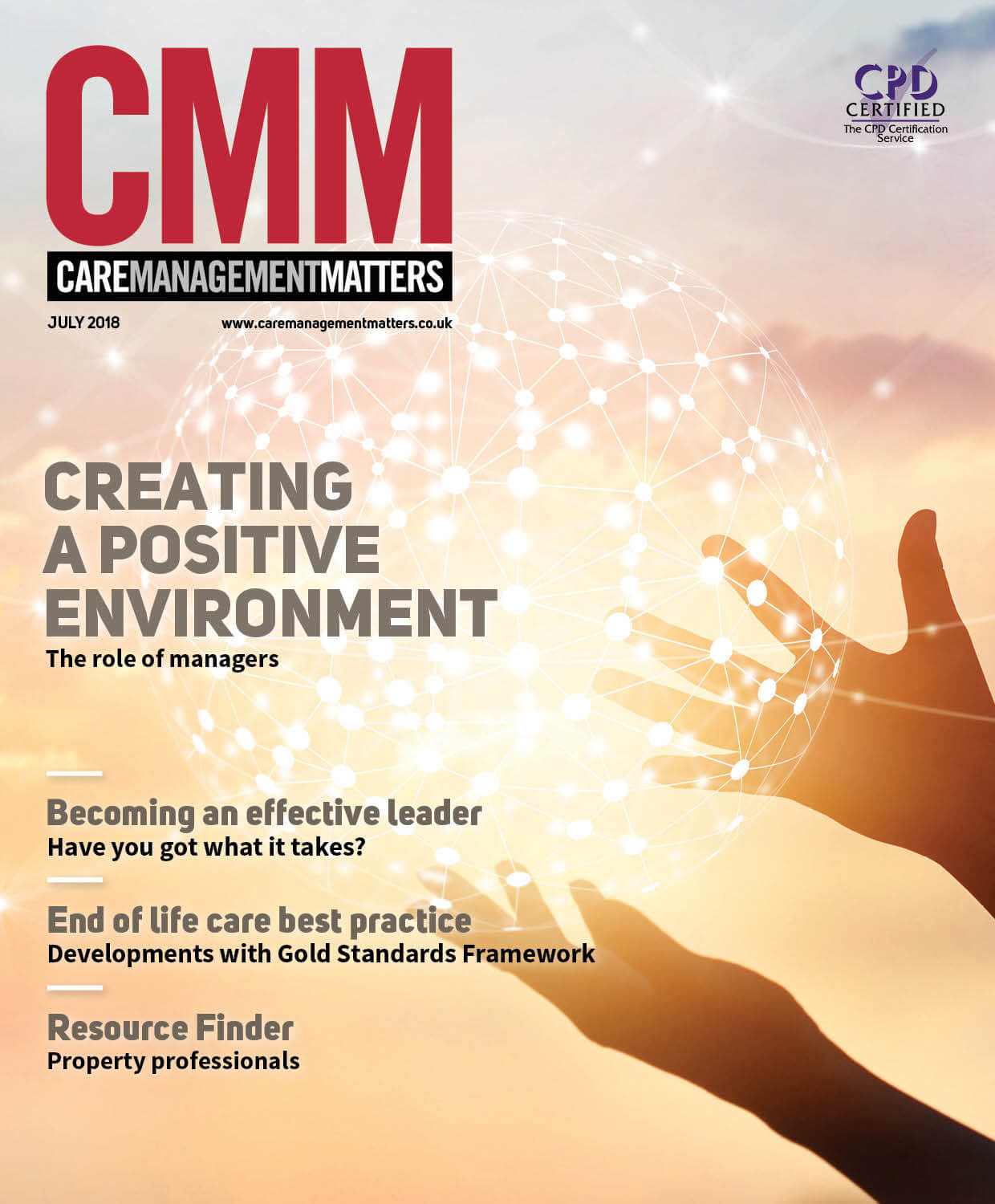 Care Management Matters Cmm Magazine Care Choices Ltd
