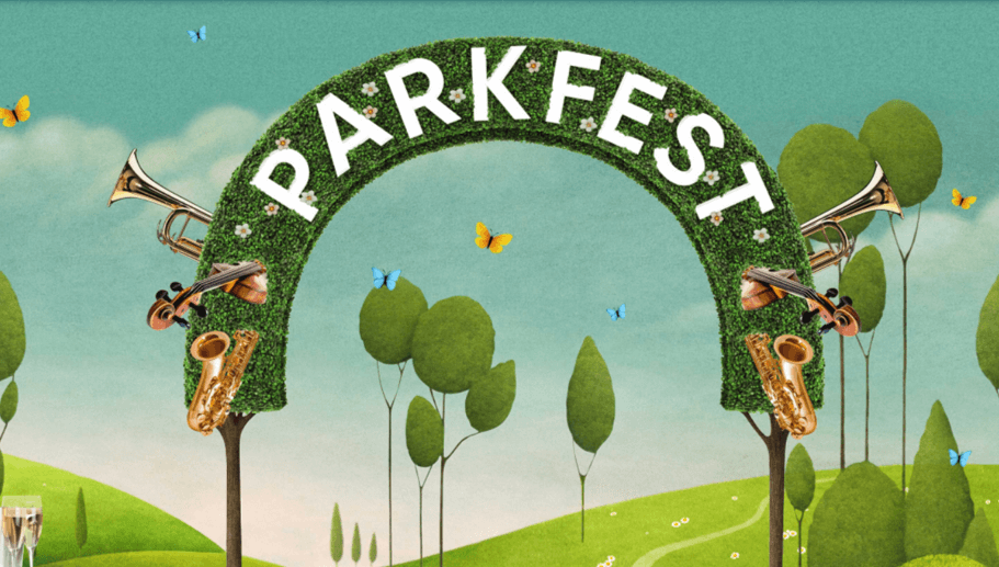 Parkfest 2018 which music festival in retirement village