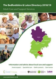 Bedfordshire Care Services Directory 2018-19