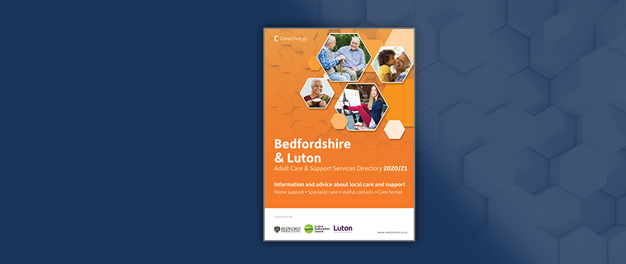 Bedfordshire & Luton Care Services Directory