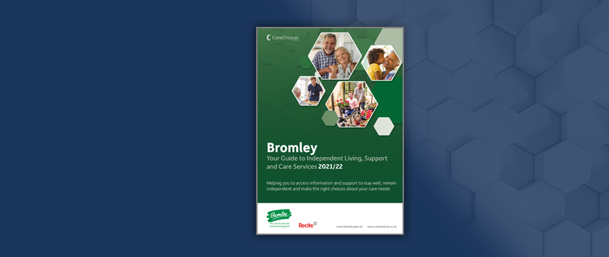 Bromley Support & Care Services Guide