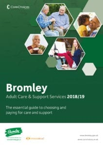 Bromley Care Services Directory 2018-19