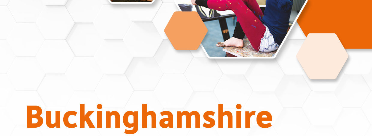 Buckinghamshire care directory cover 2019/20
