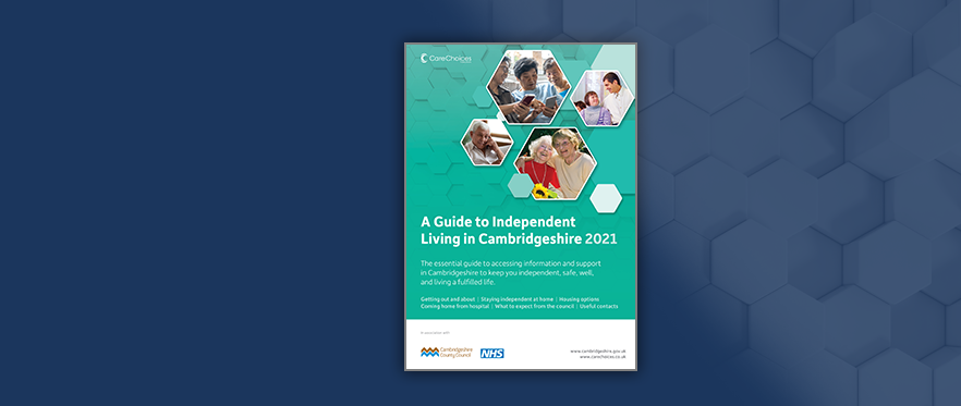 Cambridgeshire Guide to Independent Living