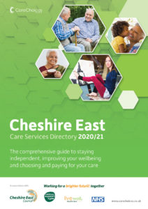 Cheshire East Front cover 2020/21