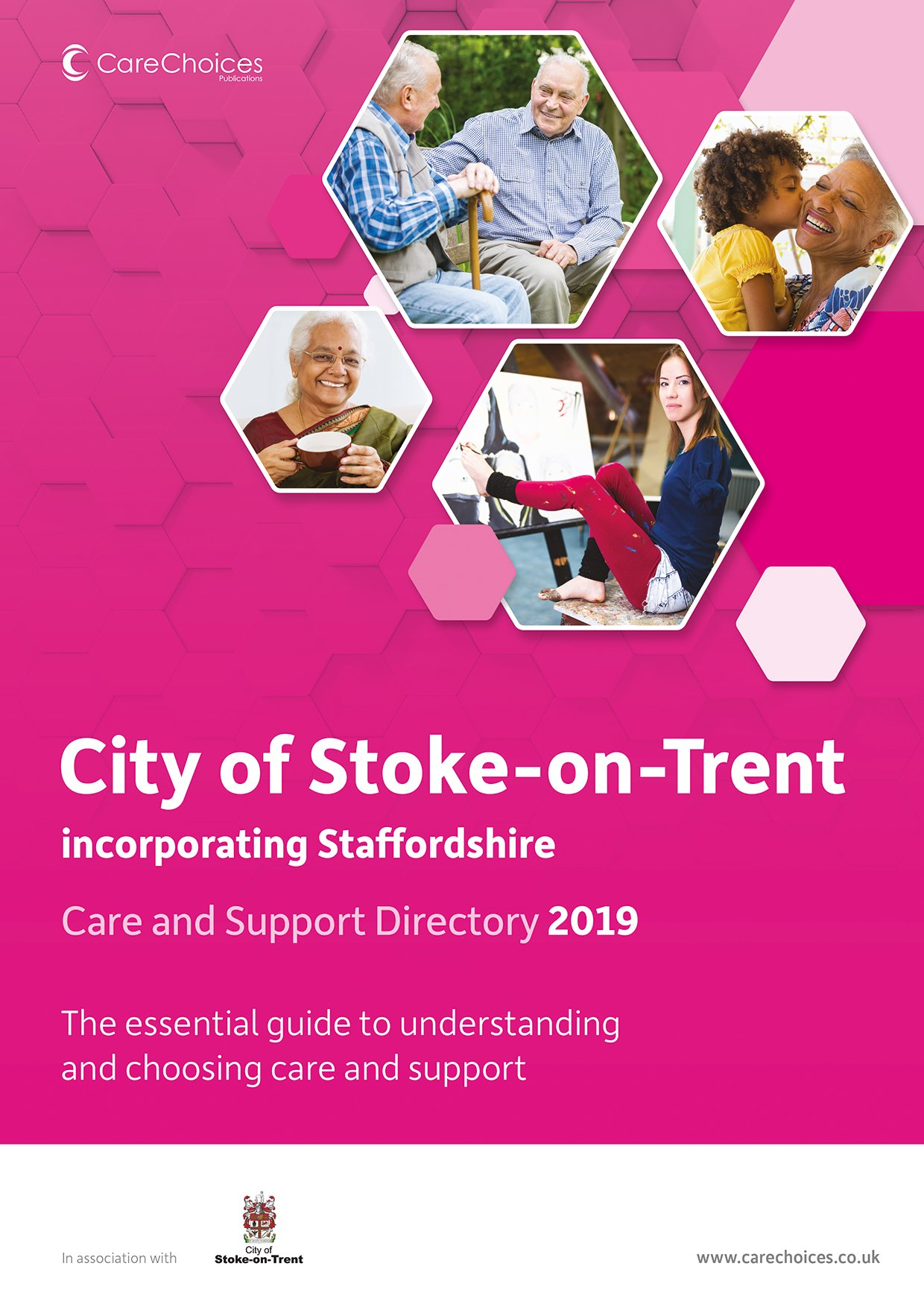 ef5b50288 City of Stoke on Trent (incorporating Staffordshire) Care Services  Directory - Care Choices