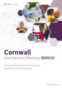 Cornwall Front Cover image 2020