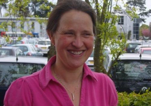 Dr Jacqueline Parks - leading dementia projects across northampton