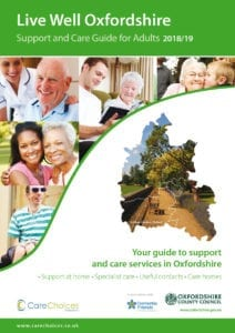 Oxfordshire Care Directory 2018-19