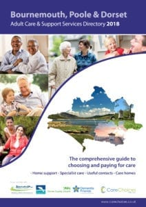 Bournemouth, Poole, Dorset Care Services Directory 2018-19