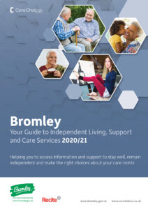 Bromley 2020 Front Cover